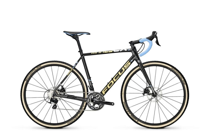 Rennrad Focus MARES CX DISC 105 2016