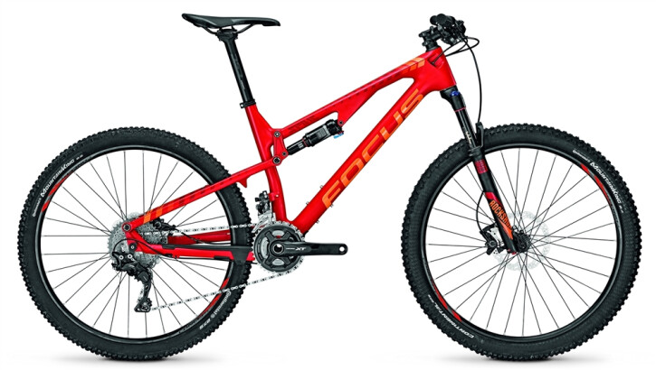 Mountainbike Focus SPINE C PRO 2016