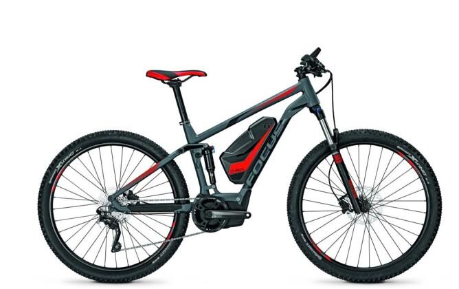 E-Bike Focus THRON PRO 2016
