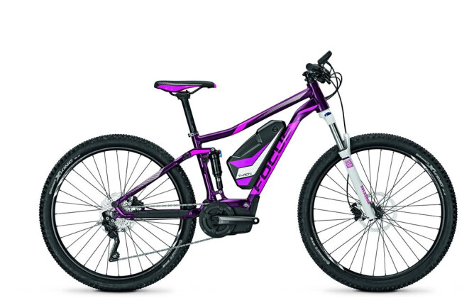 E-Bike Focus THRON PRO DONNA 2016
