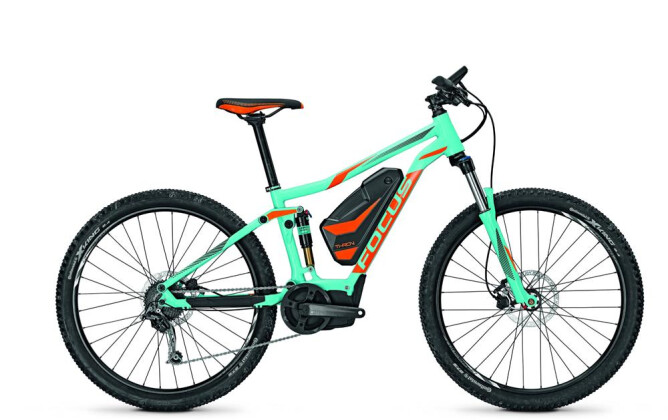 E-Bike Focus THRON DONNA 2016