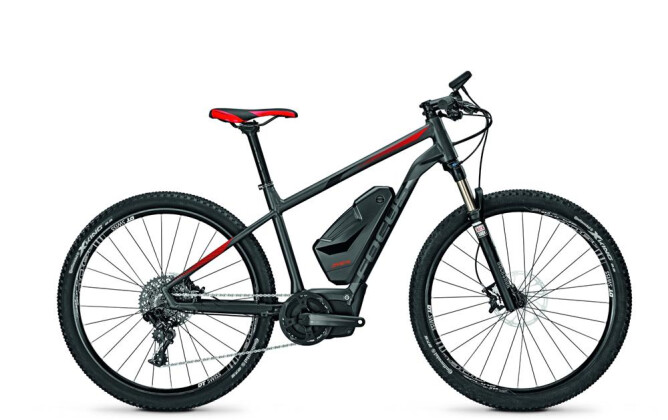E-Bike Focus JARIFA SL 27 2016