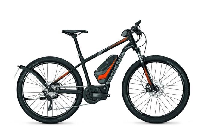E-Bike Focus JARIFA SPEED 27 2016