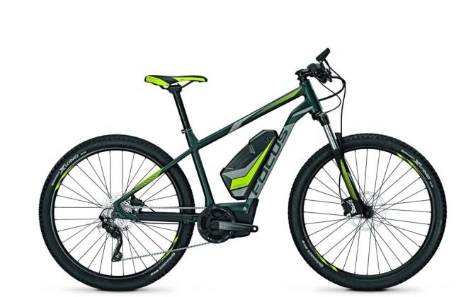 E-Bike Focus JARIFA PRO 27 2016