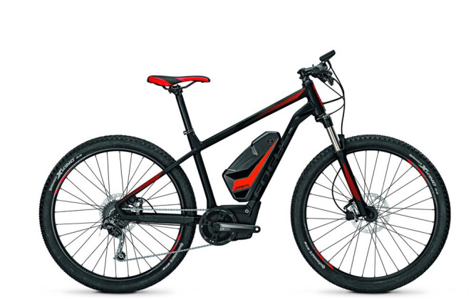 E-Bike Focus JARIFA 27 2016