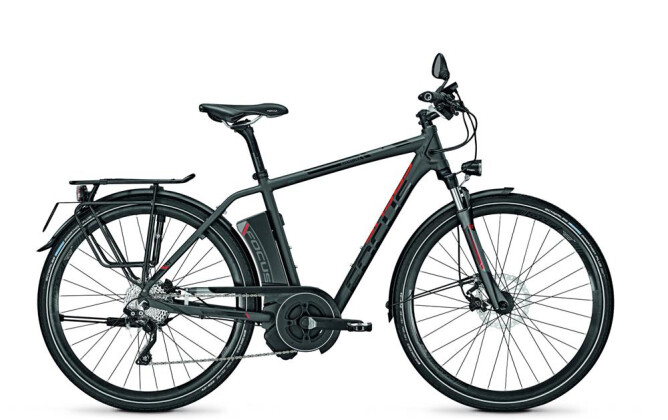 E-Bike Focus AVENTURA SPEED 2016