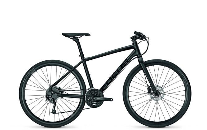 Urban-Bike Focus PLANET LITE 2016