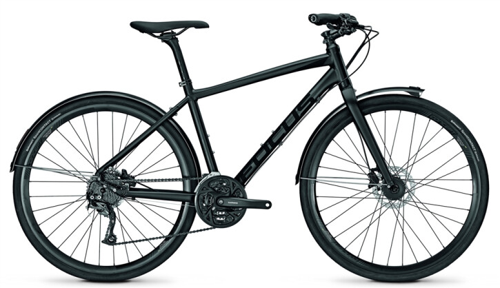 Trekkingbike Focus PLANET LITE PLUS 2016
