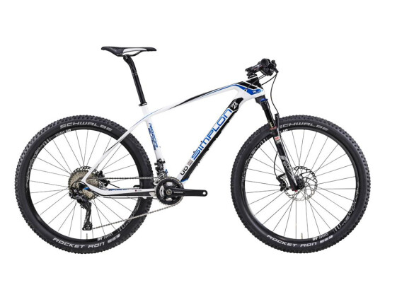 Mountainbike Simplon Razorblade 275 2016