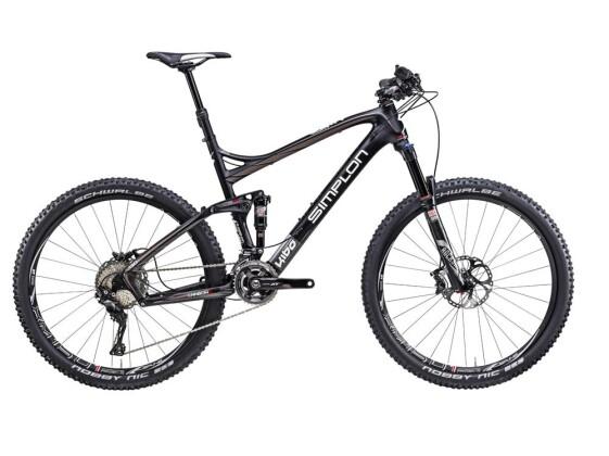 Mountainbike Simplon Kibo 275 Carbon 2016