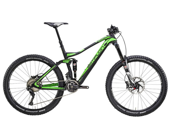 Mountainbike Simplon Kuro 275 Carbon 2016