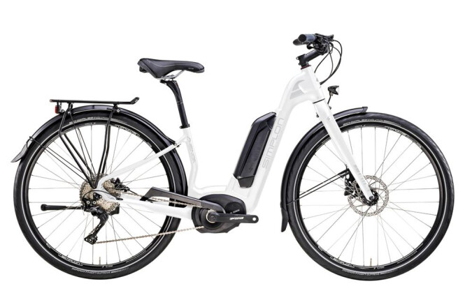 E-Bike Simplon Chenoa Uni 2016