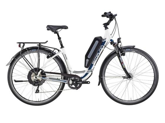 E-Bike Simplon Alulite 2016