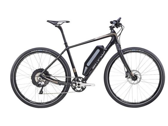 E-Bike Simplon Silkcarbon 2016