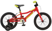 Kinder / Jugend Cannondale 16 M Cannondale Kids 16 FW RED OS