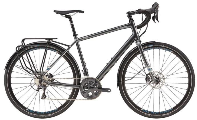 Trekkingbike Cannondale 650 M Touring Ult GRY 48 2016
