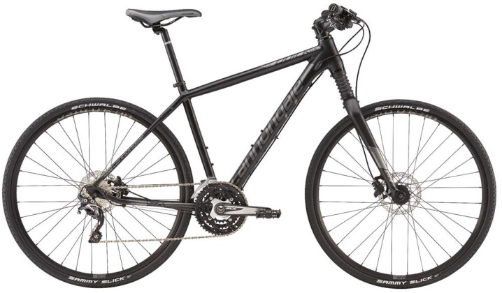 Crossbike Cannondale 700 M Quick CX 1 BBQ 2XL 2016