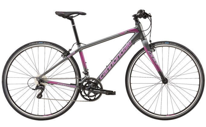 Urban-Bike Cannondale 700 F Quick Speed 3 GRY MD 2016