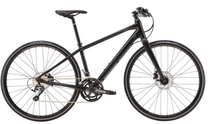 Urban-Bike Cannondale 700 F Quick Speed Disc 1  BBQ MD 2016