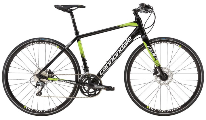 Urban-Bike Cannondale 700 M Quick Speed Disc 1 BLK 2XL 2016