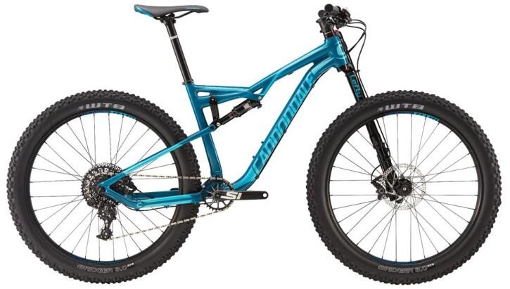 Mountainbike Cannondale 27.5 M Bad Habit 1   TEA LG 2016