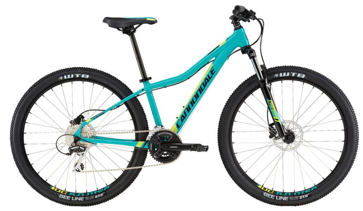 Mountainbike Cannondale 27.5 F Trail Wmn's 6  JNG MD 2016