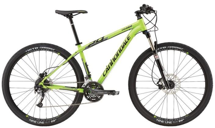Mountainbike Cannondale 29 M Trail Al 4 GRN 2XL 2016