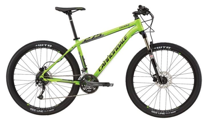 Mountainbike Cannondale 27.5 M Trail Al 4 GRN 2XL 2016