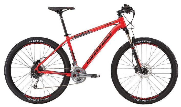 Mountainbike Cannondale 27.5 M Trail Al 3 RED 2XL 2016