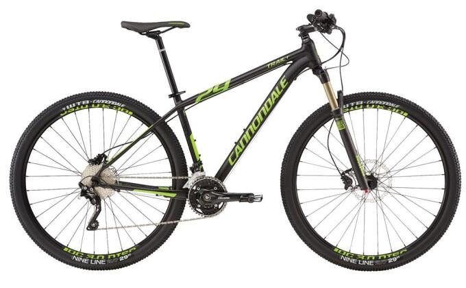 Mountainbike Cannondale 29 M Trail Al 1  BBQ MD 2016