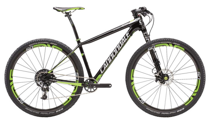 Mountainbike Cannondale 27.5 M F-Si HM Team  REP SM 2016