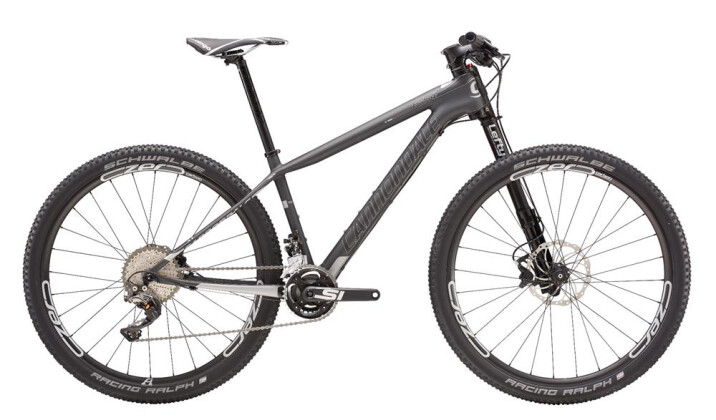 Mountainbike Cannondale 27.5 F F-Si Crb Wmn's SM 1  CRB MD 2016