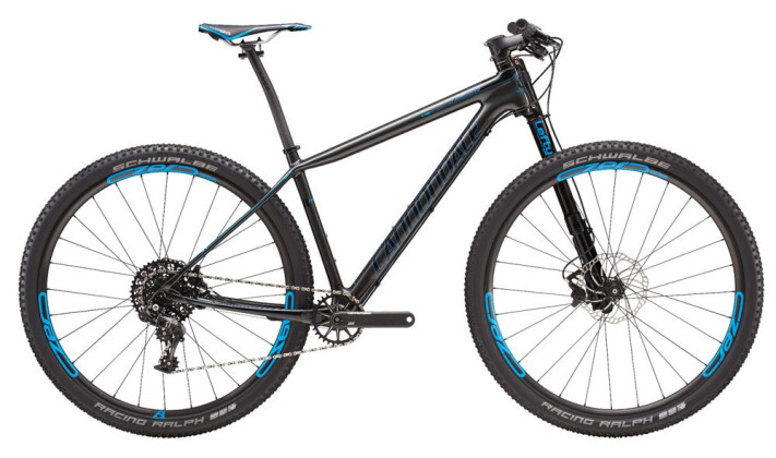 Mountainbike Cannondale 27.5 M F-Si SM 2 BBQ SM 2016