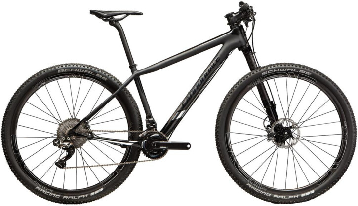 Mountainbike Cannondale 27.5 M F-Si HM Black Inc  BLE SM 2016