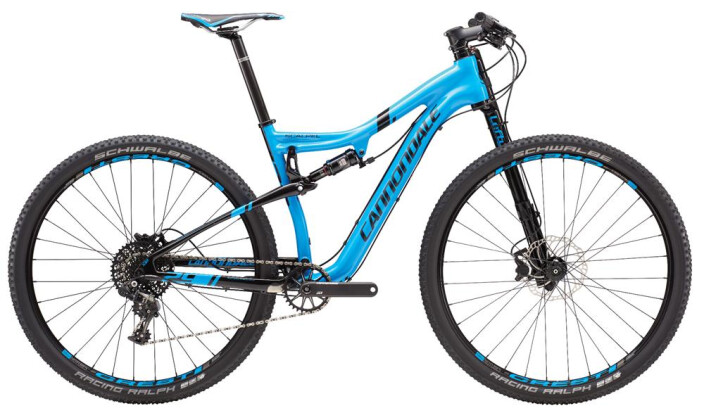 Mountainbike Cannondale 29 M Scalpel Crb 2 BLU LG 2016