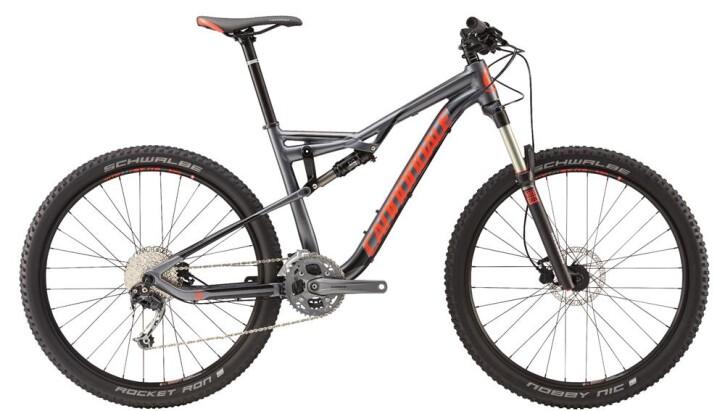 Mountainbike Cannondale 27.5 M Habit Al 6  GRY LG 2016