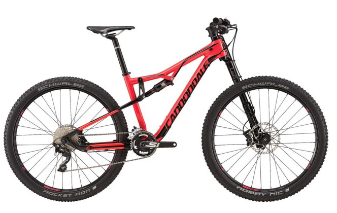 Mountainbike Cannondale 27.5 F Habit Crb/Al 1  ASB MD*DNU 2016