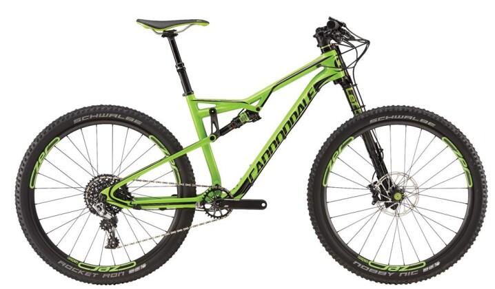 Mountainbike Cannondale 27.5 M Habit Crb 1 GRN LG 2016