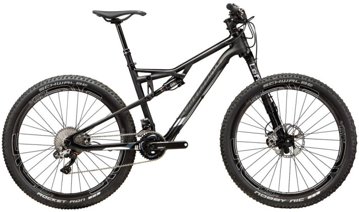 Mountainbike Cannondale 27.5 M Habit Crb Black Inc BLE LG 2016