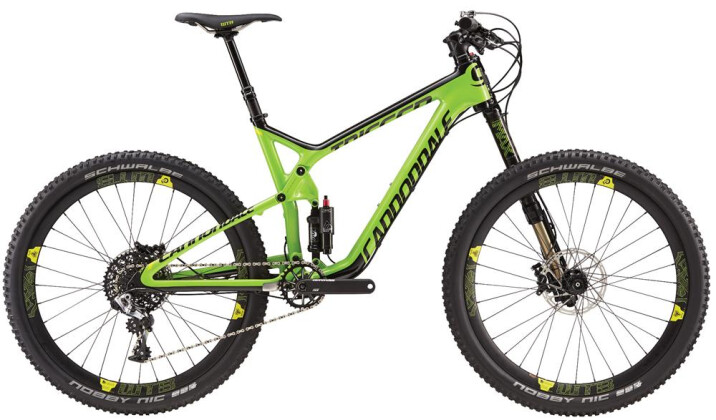 Mountainbike Cannondale 27.5 M Trigger Crb 1  GRN LG 2016