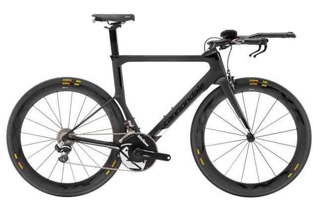 Rennrad Cannondale 700 M Slice HM Black Inc. BLE 51 2016