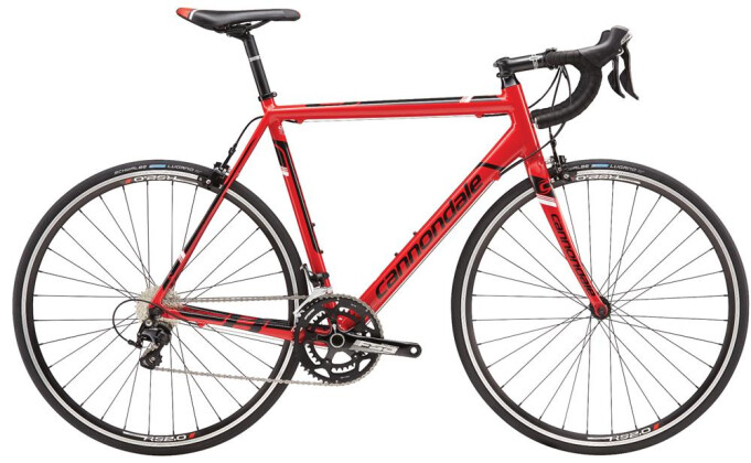 Rennrad Cannondale 700 M CAAD8 105 5 C RED 48 2016