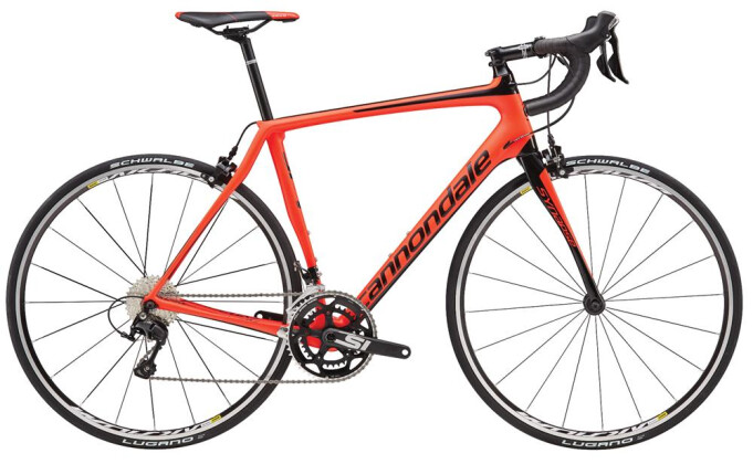 Rennrad Cannondale 700 M Synapse SM 105 5 C RED 48 2016