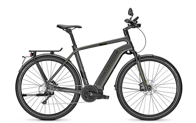 E-Bike Kalkhoff Integrale S10 2016
