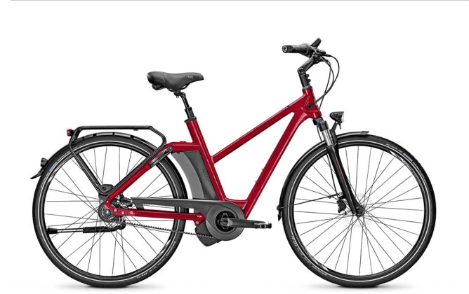 E-Bike Kalkhoff Include Premium 8/8R 2016
