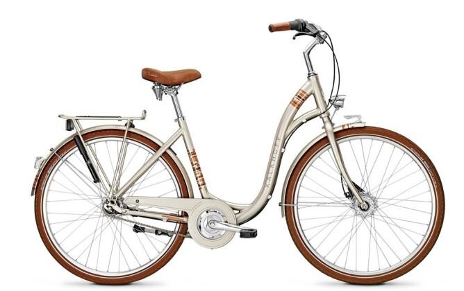 Citybike Kalkhoff City Glider 7R 2016