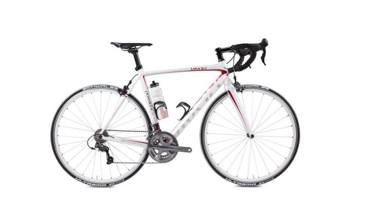 E-Bike vivax assist vivax passione CF Ultegra 2016