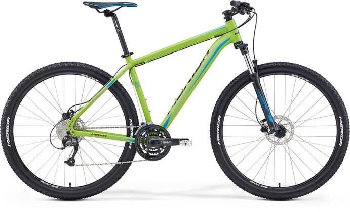 Mountainbike Merida BIG.NINE 40-D 2016