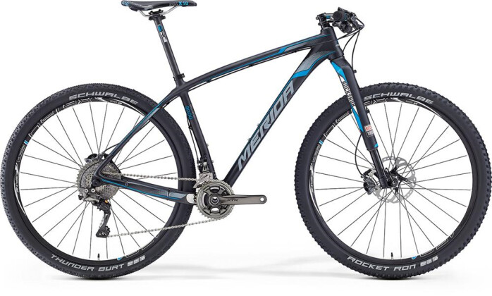 Mountainbike Merida BIG.NINE 9000 2016