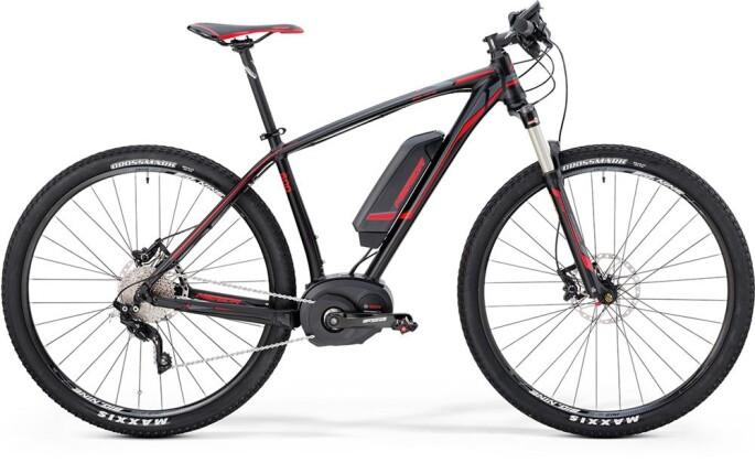 E-Bike Merida BIG.NINE E-LITE 650 2016